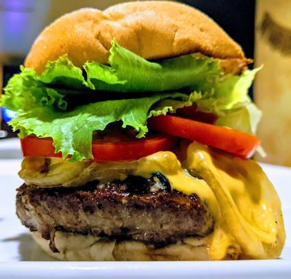 The House Cheeseburger