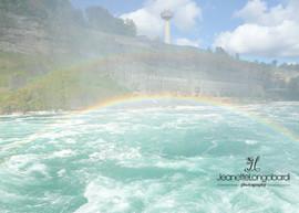 Niagra Falls Rainbow_CA side
