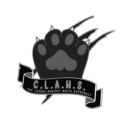 C.L.A.W.S Pin