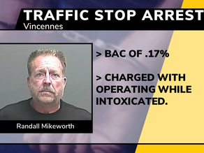 Traffic Stop Leads to Arrest
