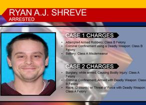 Vincennes Man Arrested for Violent 2011 Crimes