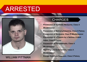 Vincennes Man Briefly Escapes from Police Custody