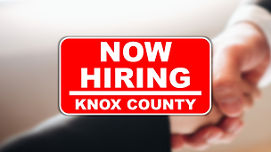 Now Hiring Knox County