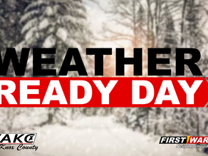 Weather Ready Day: Sun-Tues