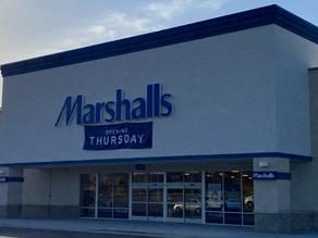 Marshall's to Open Tomorrow