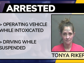 VPD Arrest Woman For OWI
