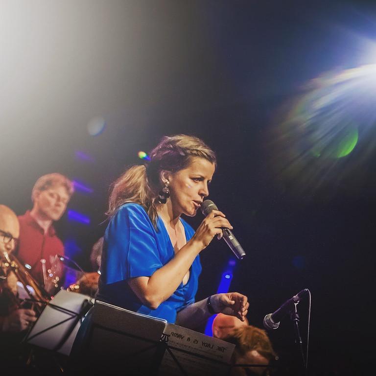 The New Sound Bigband feat. Hanne Vansant