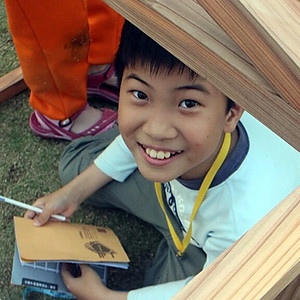 小小建築師週末學習營  到太陽農場蓋房子
