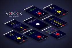 Perspective App Screens Mock-Up1