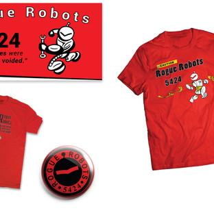"""""""Rogue Robots"""" Robotics Team"""