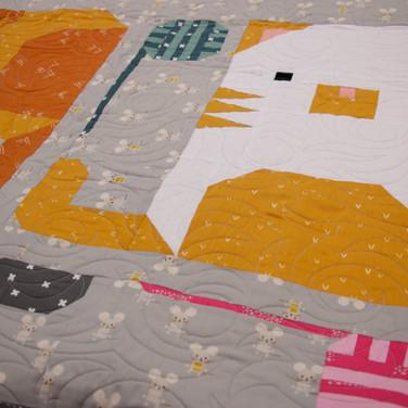 Custom Quilt Patterns