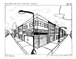 Bodega Corner (Layout)