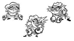 01) SteamBoy Design 01