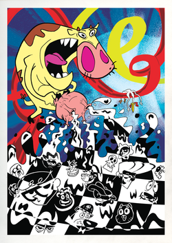 Cow's Milk (Cartoon Network Tribute)