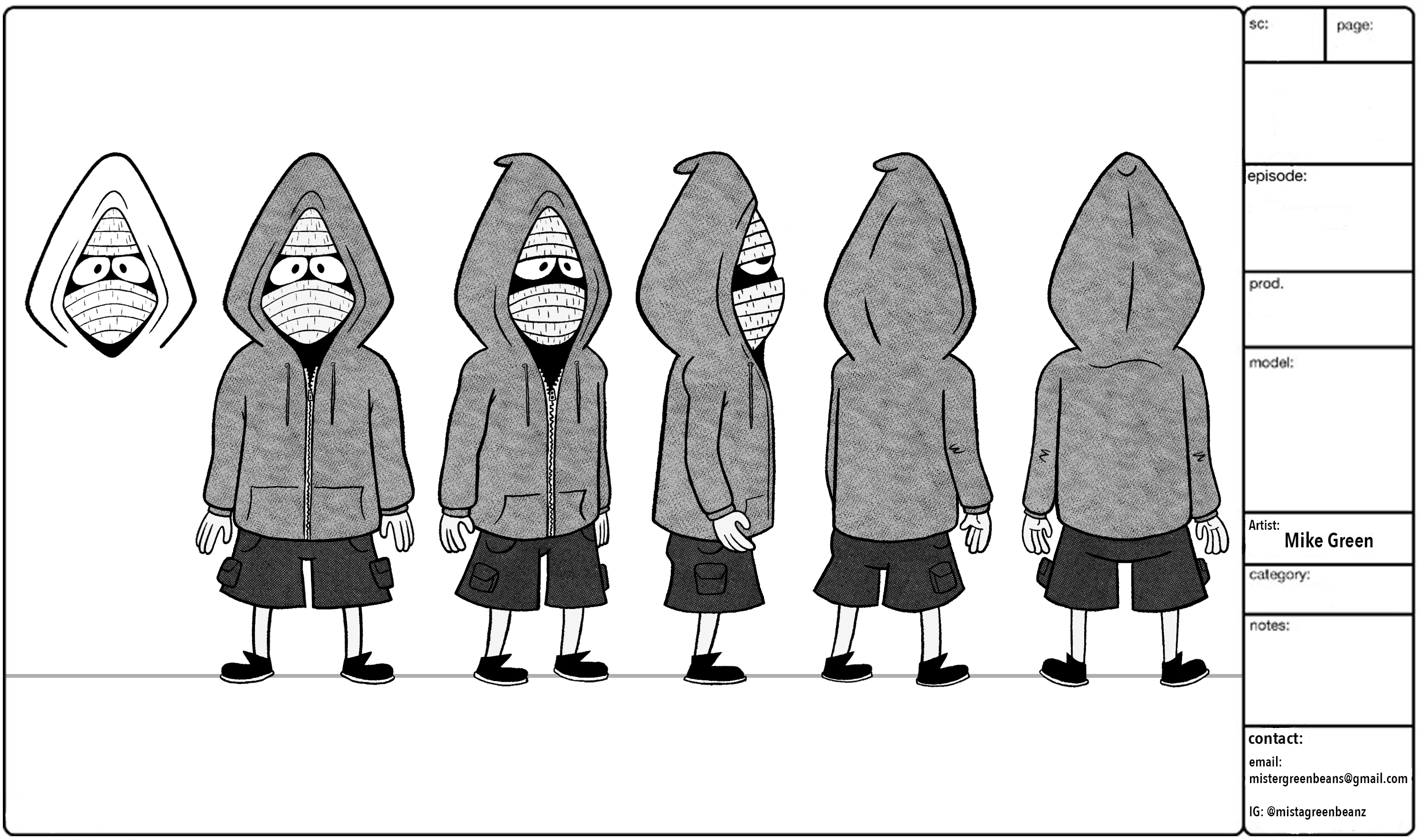 Last Cartoonist - The Cartoonist - Turna
