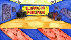 Lunch Menu Stage (Layout)