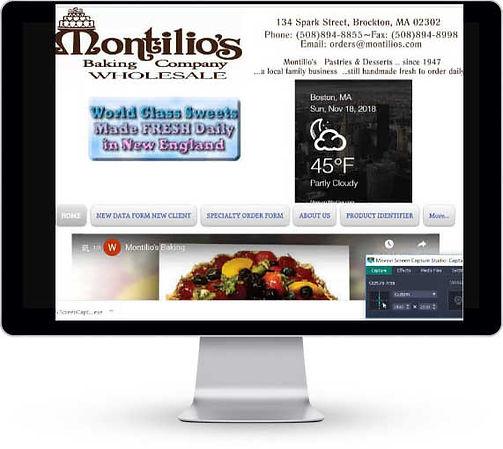 computer with screenshot-montilios new.j