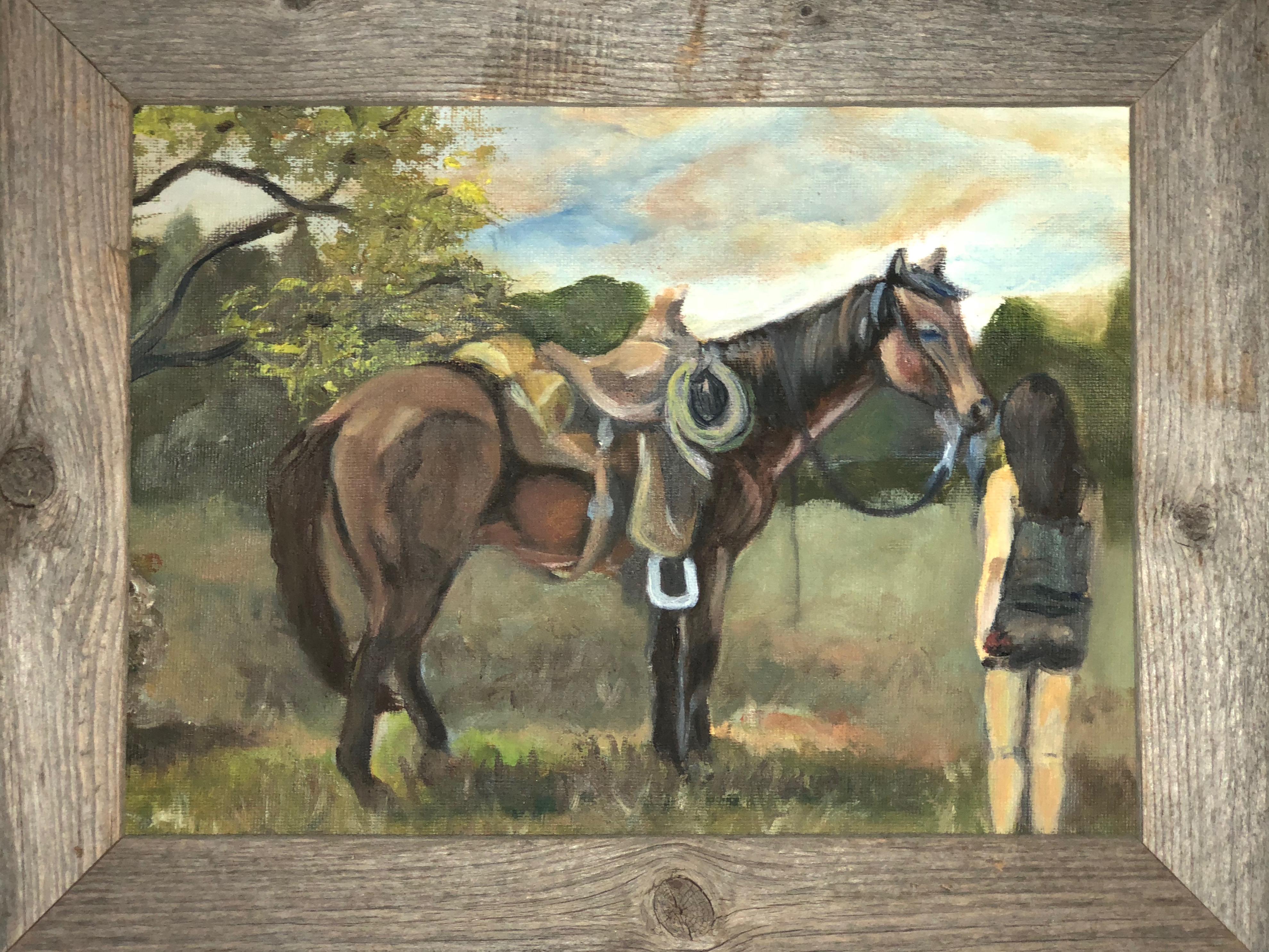 Stehpanie's Horse