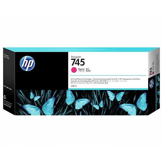 HP 745 300-ml Magenta Ink Cartridge For Z2600 / Z5600