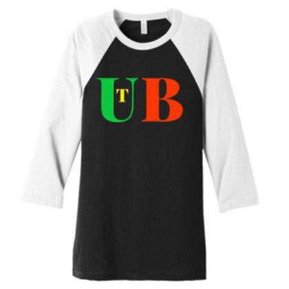 Unisex Sleeve Baseball Tee