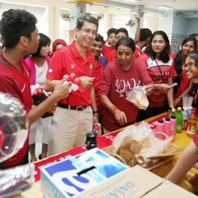 Link gives youth opportunities to volunteer or intern in Asean