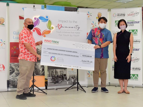 $250k fund launched for young Singaporeans to start social initiatives