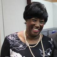 Her Excellency Hazel Francis Ngubeni