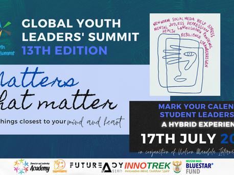 Global Youth Leaders' Summit 2021