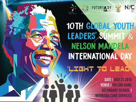 Global Youth Leaders' Summit 2018
