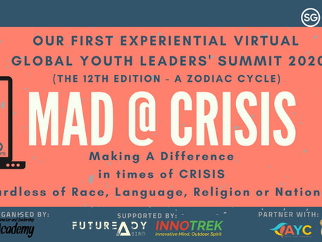 Global Youth Leaders' Summit 2020