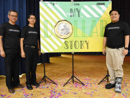 My Dollar Story campaign shows spreading kindness can start with as little as $1