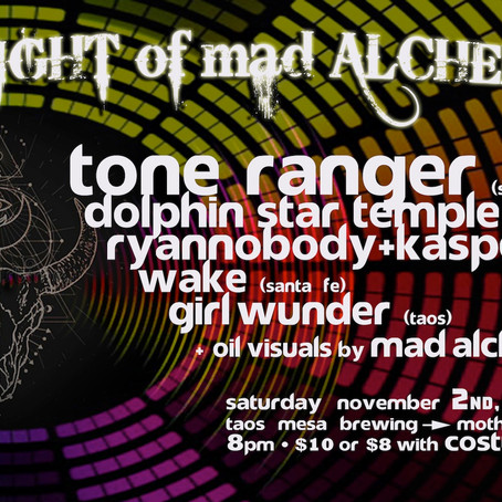 Tone Ranger and Ryan Nobody Nov. 2nd