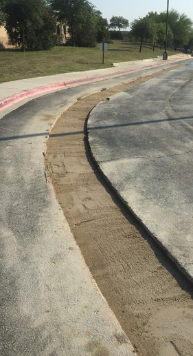Spring Branch Middle School Drainage Improvements