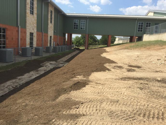 Rahe Bulverde Drainage Improvements