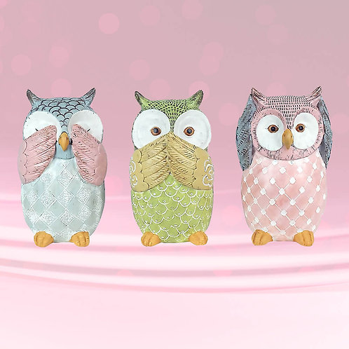 Chouettes sagesse