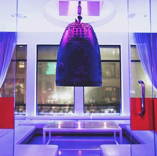 Maru Karaoke Lounge Interior