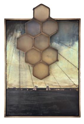 """Johnathan Maxwell """"Hanover Bridge Study"""""""
