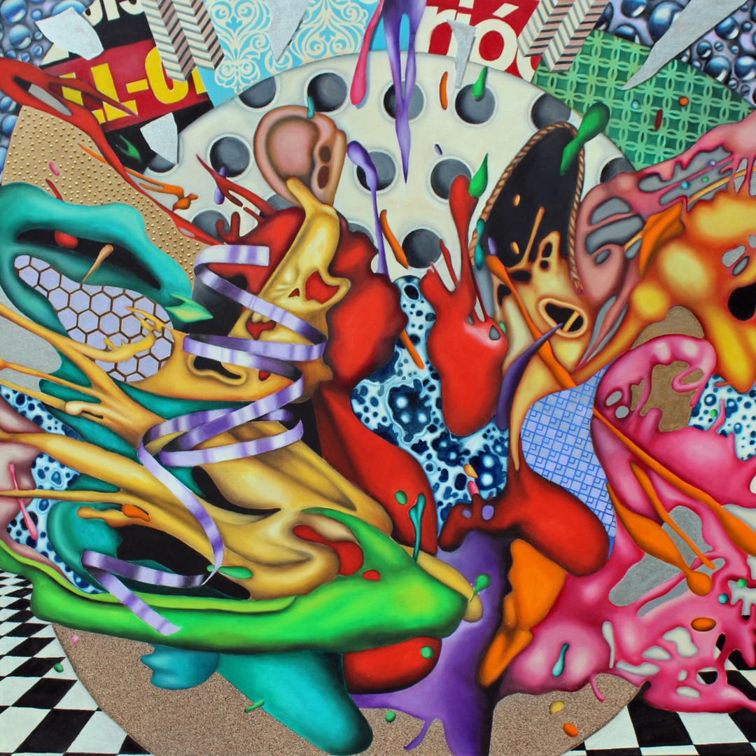 "Cindy Mehr ""A Splash of Color"""