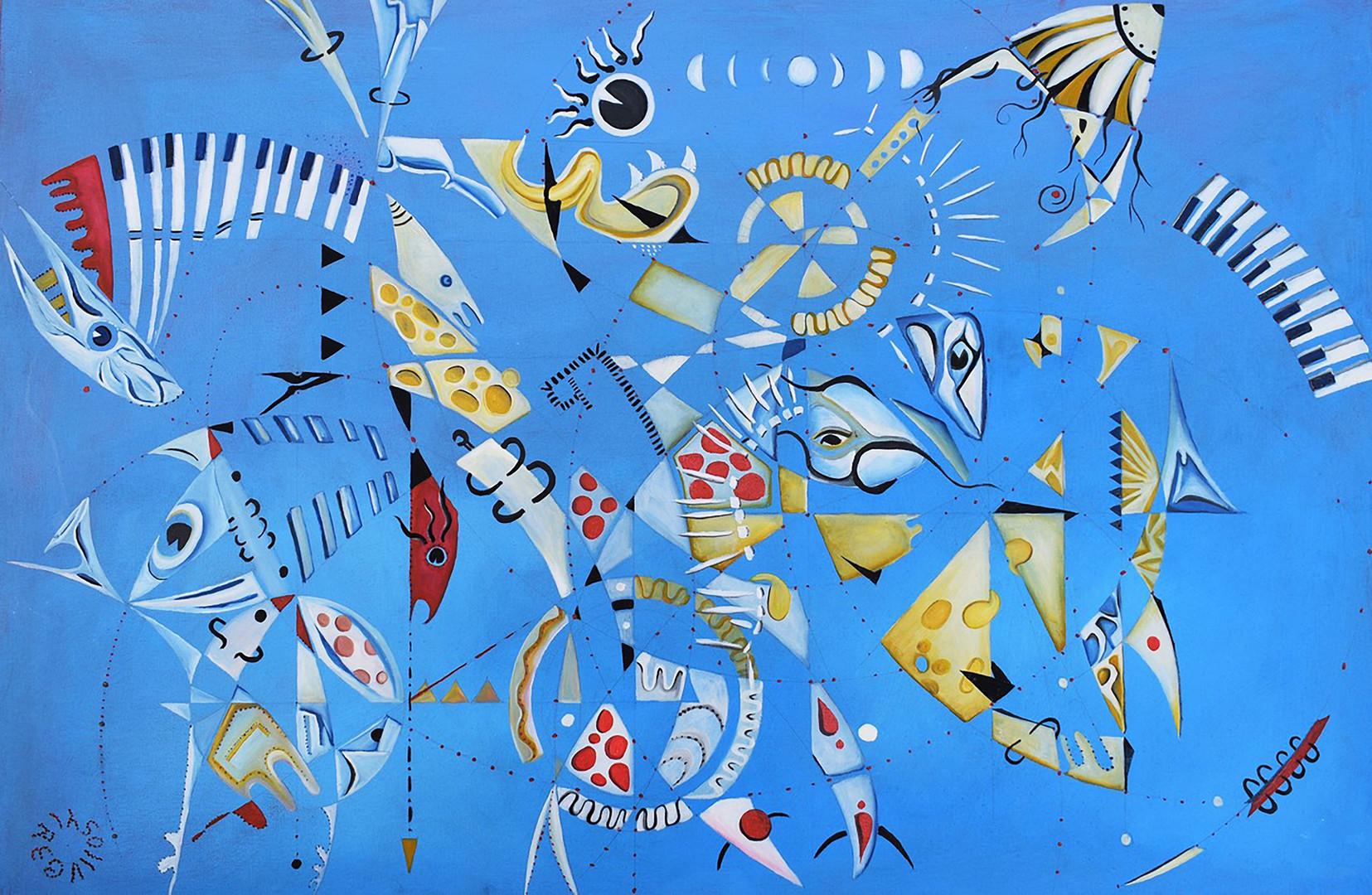 "Richard Hagerty ""Ocean Rythm"""