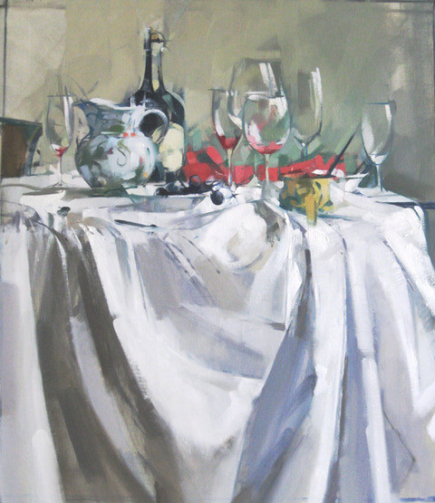 Table Magenta