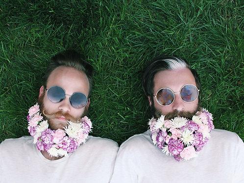 """Glasses on Grass"""