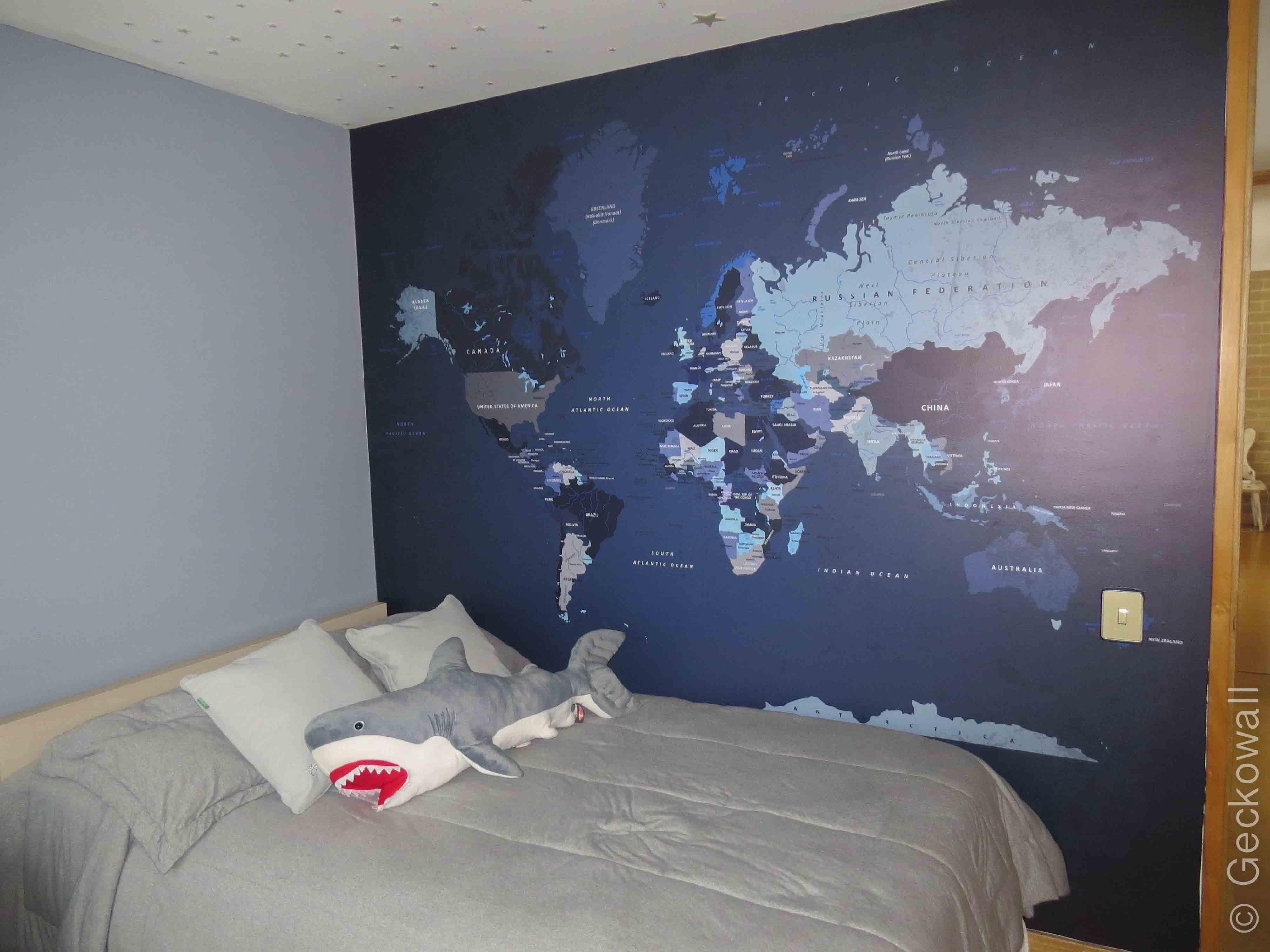 Mural Mapa