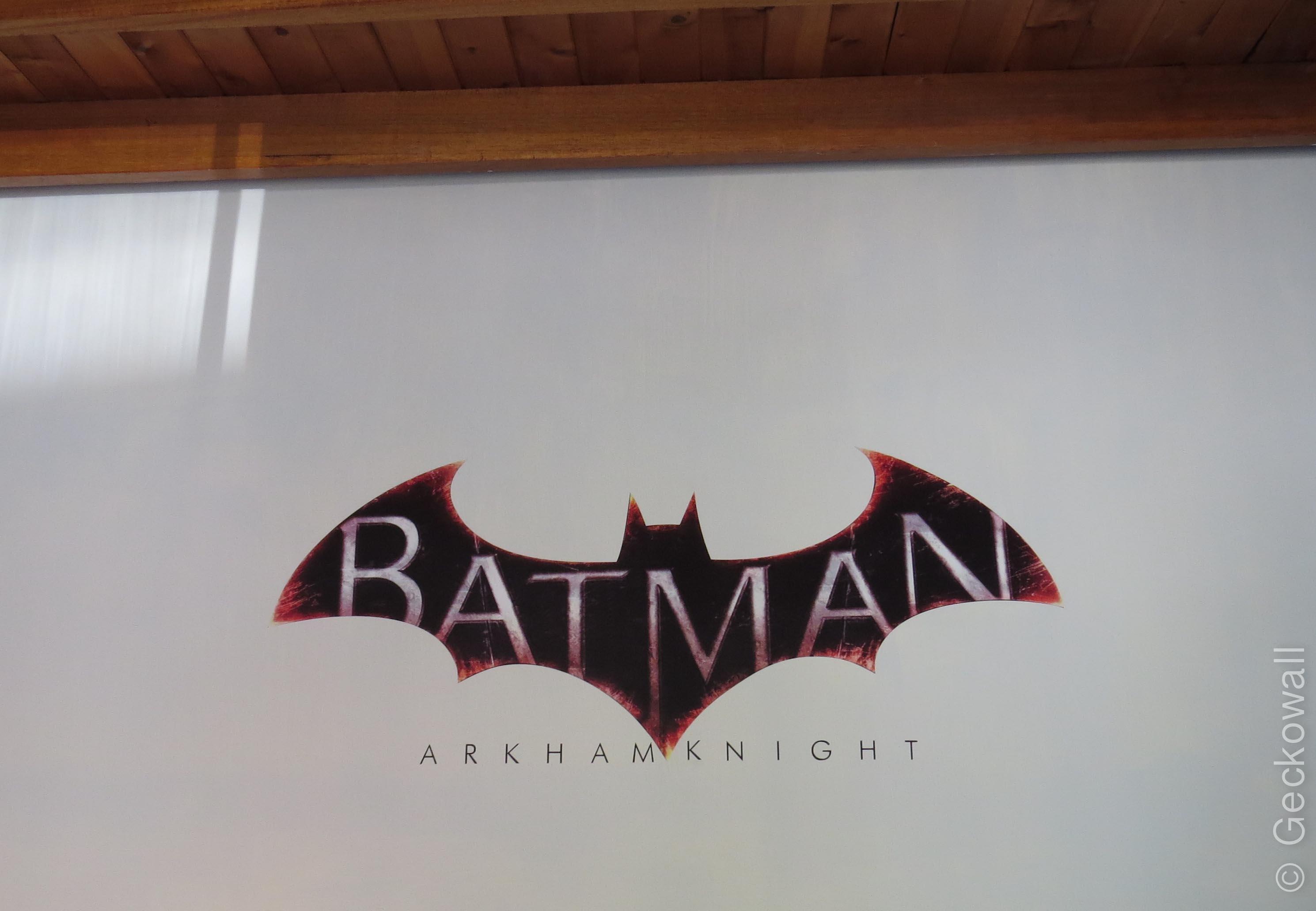 Vinilo impreso Batman