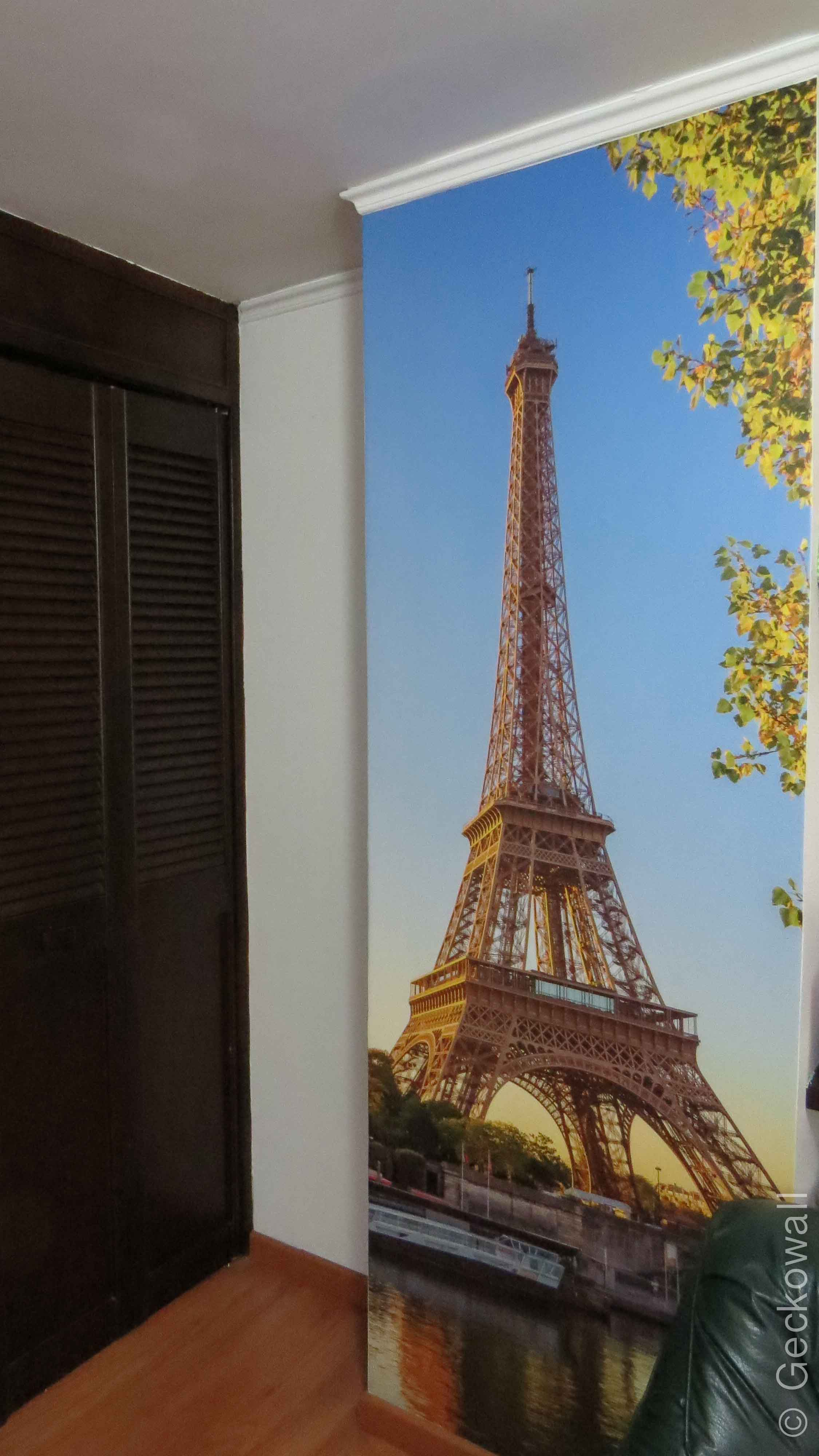 Mural Torre Eiffel