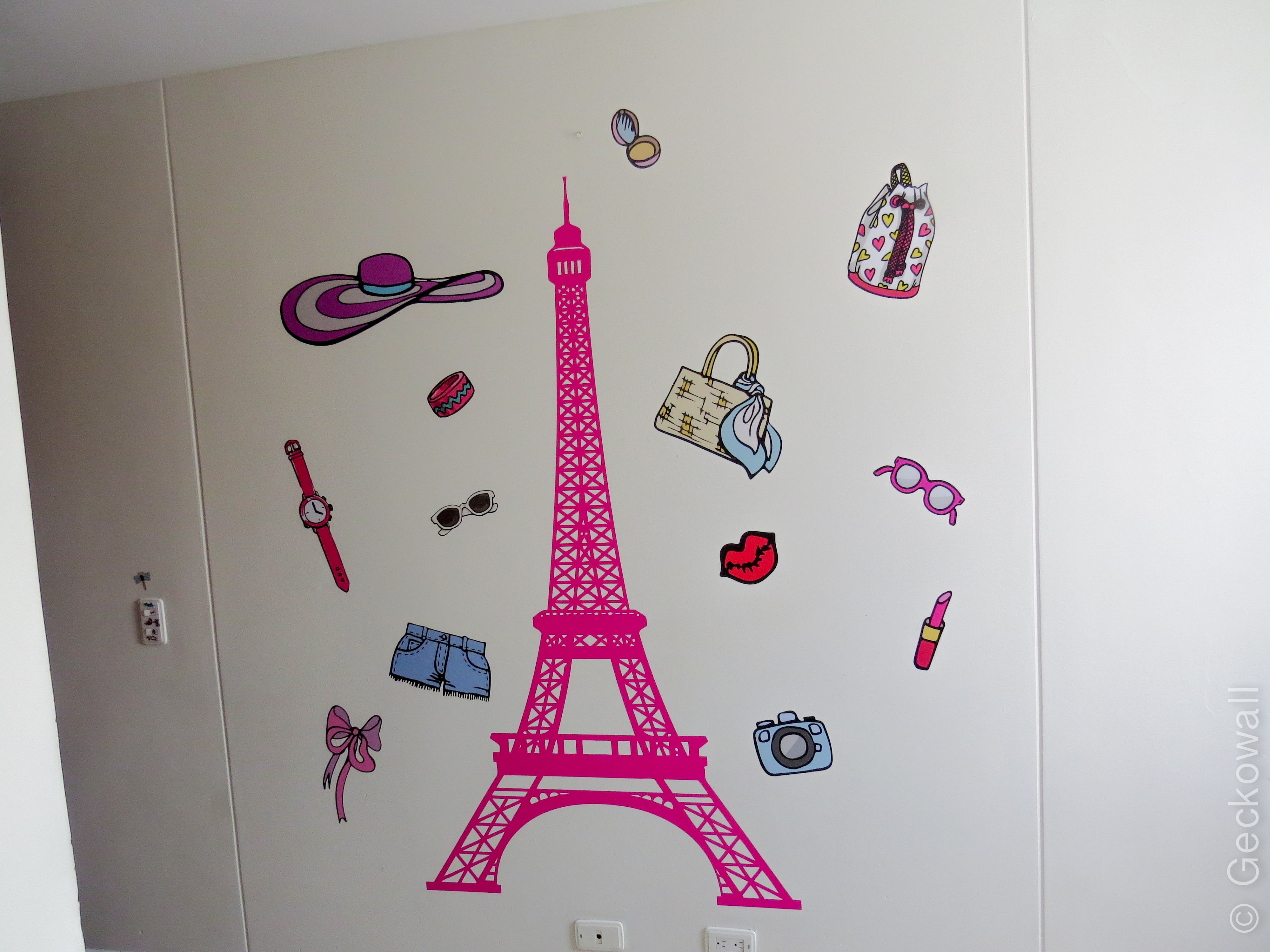 Vinilo Decorativo Paris