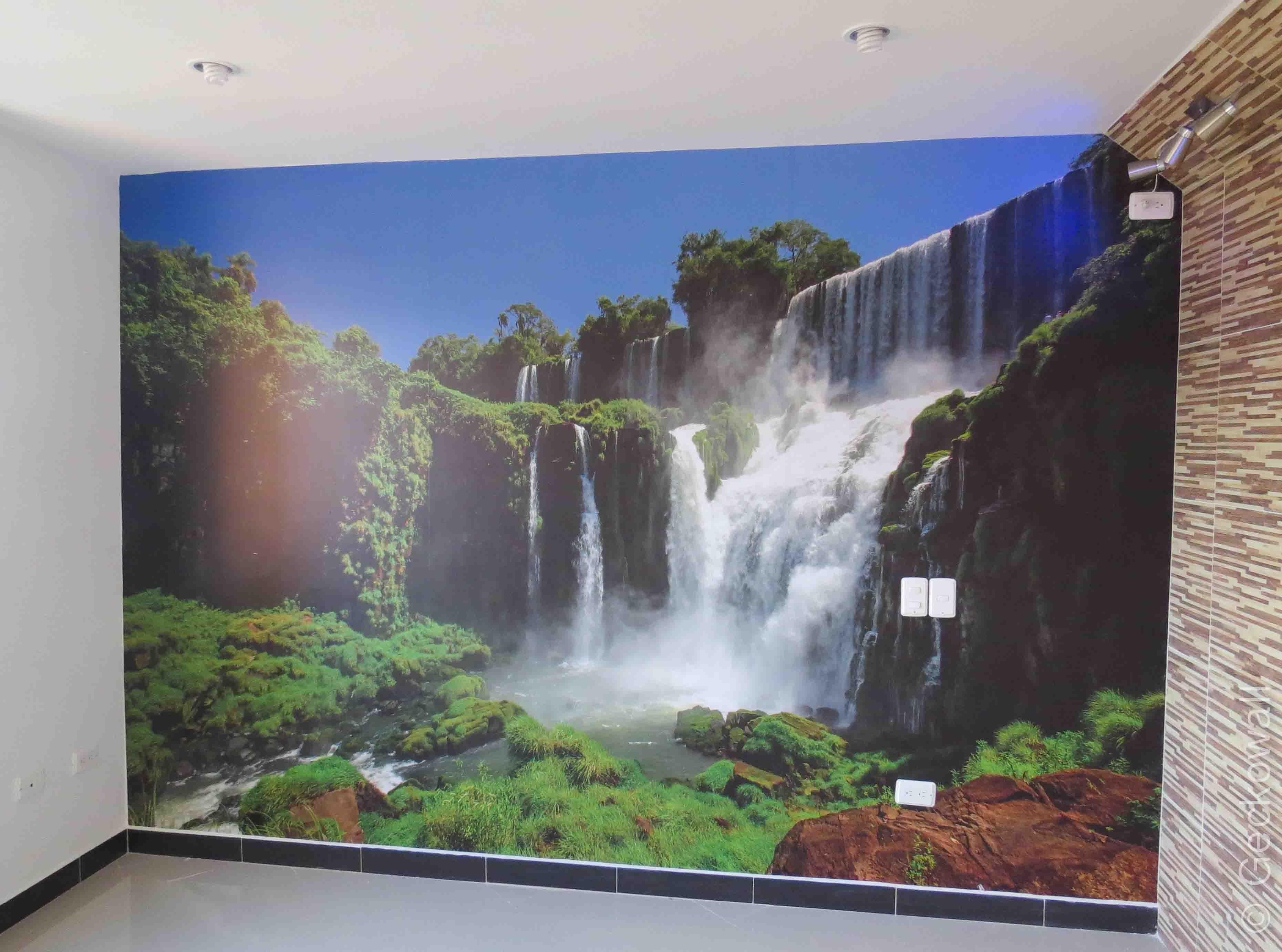 Mural Cataratas Iguazu