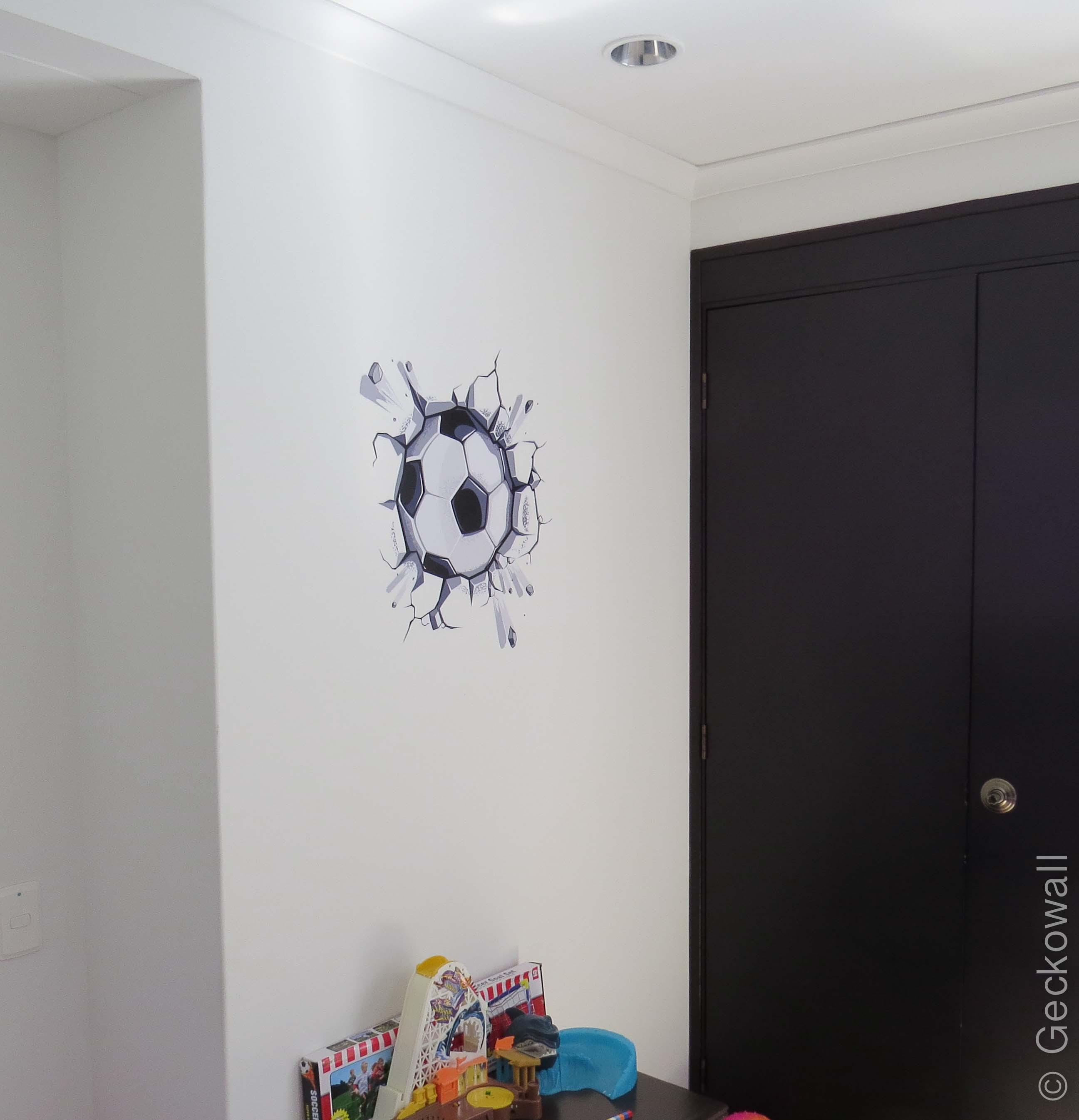 Vinilo Decorativo- Balón Football