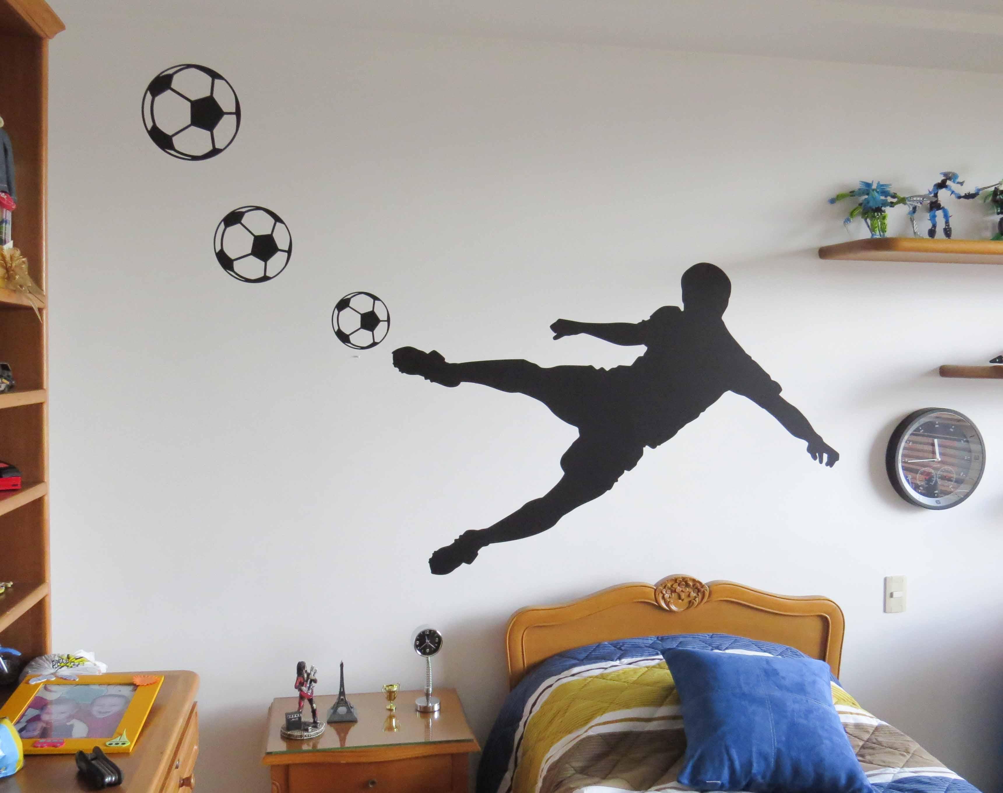 Vinilo Decorativo Football