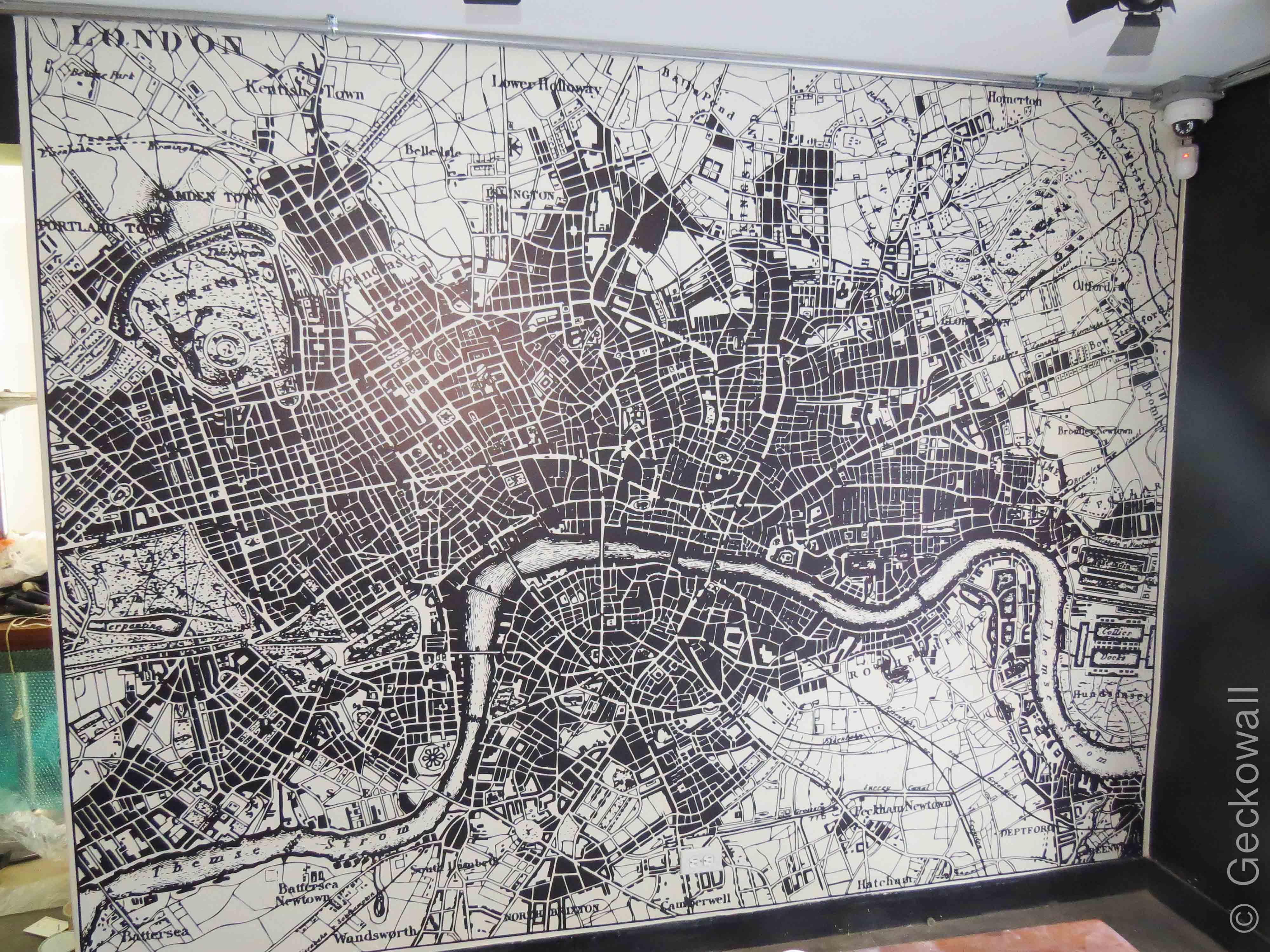 Mural Londres