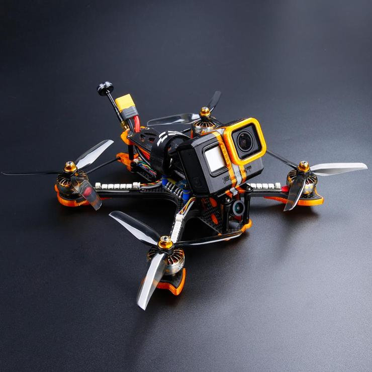 HIGH-SPEED AERIAL VIDEO | FPV RACE DRONE